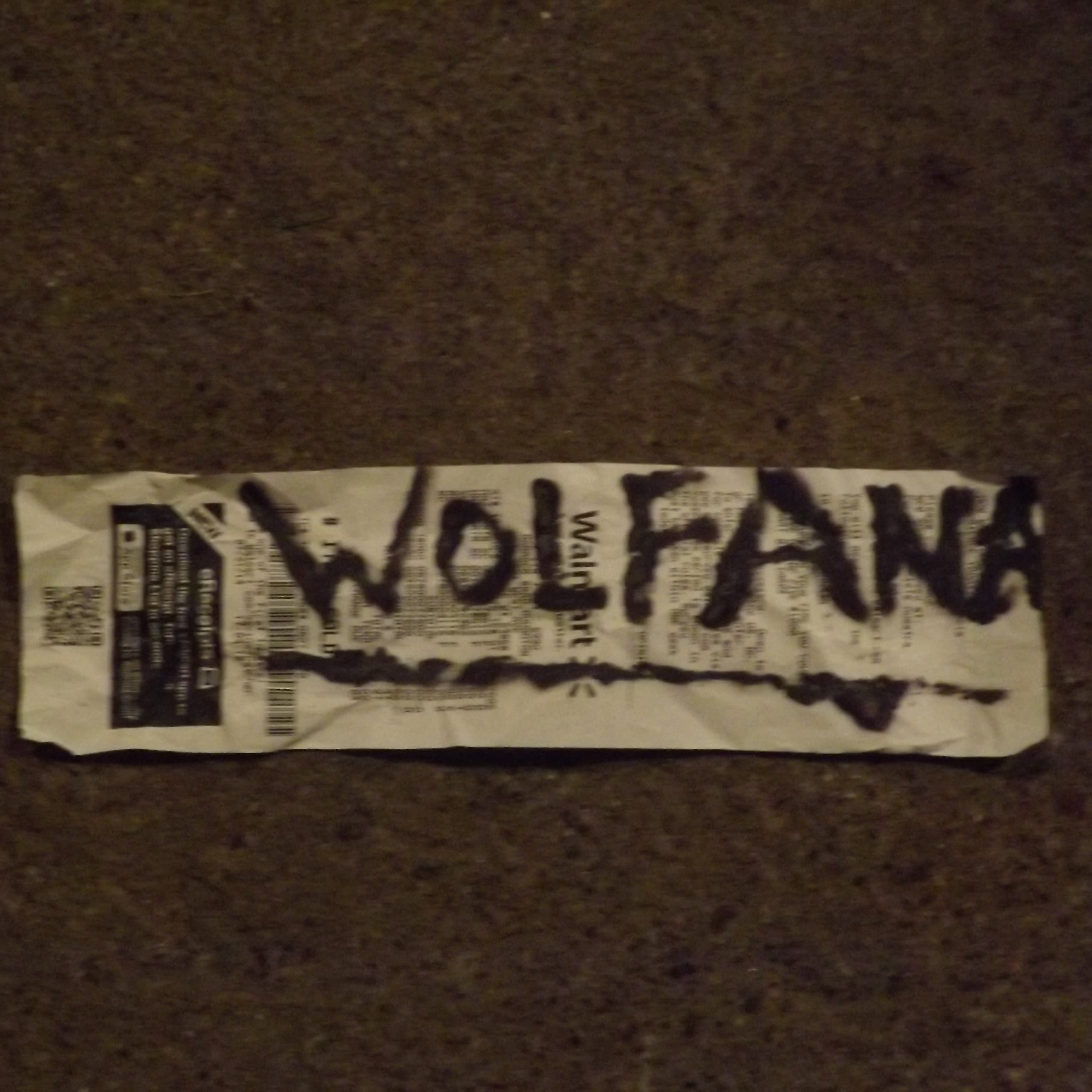 2014 - [WOLFANA DIRTY BOOTLEG]